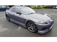 2007 Mazda RX8. Mazda Speed & R3 Genuine look alike!