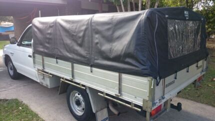 CANOPY - rock slider  Morayfield Caboolture Area Preview