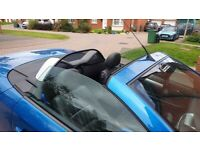 2008 Vauxhall tigra 1.4 convertable low mileage full mot