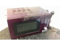 *HALF PRICE!!!*Purple Microwave, Toaster, Kettle, Canister etc. Excellent buy