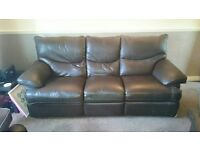 3 seater recliner couch 2 seater couch