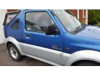 Suzuki Jimny 02, 1.3, 3dr