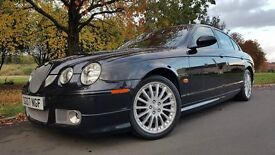 Jaguar S-Type 2.7 D V6 XS 4dr 1 OWNER FROM NEW, FINANCE AVAILABLE