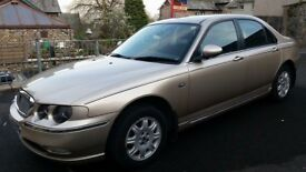 Rover 75 Club Automatic ONLY DONE 16 137 * This car is like NEW
