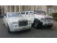 CHEAPEST! Rolls Royce Phantom | Hummer Limo| Wedding Car | Rolls-Royce | self drive hire | prom