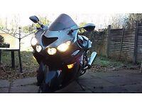 Kawasaki ZX1400 2010 URGENT
