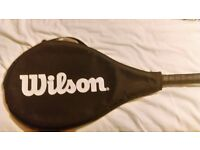 Wilson tennis racket for sale