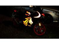 Aprilia Rs50 Brand new 90cc kit. NO MOT