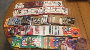 Baseball & Hockey Cards