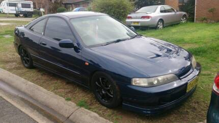 1997 Honda Integra Coupe Macquarie Fields Campbelltown Area Preview