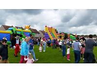 Bouncy Castle/ Inflatable driver delivery job Also labourers Weekend staff needed