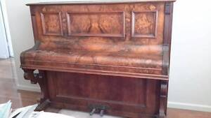 Upright piano Caringbah Sutherland Area Preview