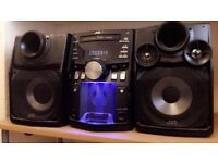 JVC MX-KC68 - Stage Dock Mini System with Integrated iPod Dock- Originally bought for £150