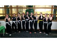 FREE Ladies Only Kickboxing Trial at Faringdon Leisure Centre
