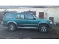 Ford Explorer 4x4 for sale or swap