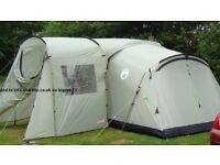 Coleman Mackenzie Cabin, 6 Six Person Tent