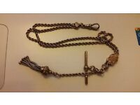 Antique french chatelaine