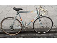 BSA vintage road bike
