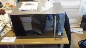 Almost new kenwood microwave for sale