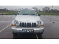 Jeep cherokee 2.8crd limited auto