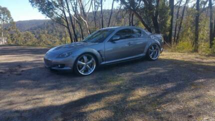 2004 Mazda RX-8 Coupe Lithgow Lithgow Area Preview