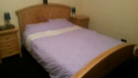double bedroom with ensuite in shared house in broxburn