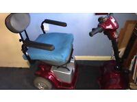 Elite Zero Plus Mobility Scooter