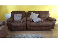 3-2 and chair sofa set