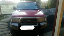 2003 Ford Courier Ute St Albans Park Geelong City Preview