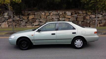 2000 Toyota Camry Sedan Southport Gold Coast City Preview