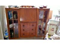 vintage china cabinets original condition