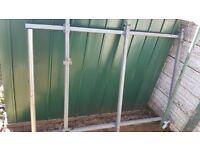 Roof rack for peugeot partner van with ladder roller will fit equiv citroen van