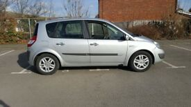 renault scenic 2.0 ltr 56 plate dynamic s