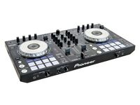 Pioneer DDJ-SR Controller - 4 months old, as new, boxed, never used, proof of purchase