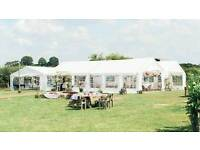 Gouldings Event Hire marquee hire Gloucestershire