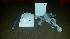 Nintendo Wii controlers and Game
