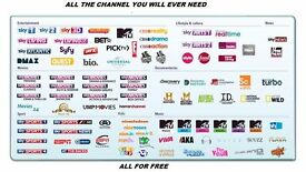 ANDROID BOX 24 HOUR MONEY BACK GUARENTEE IF NOT HAPPY FULLY LOADED, KODI