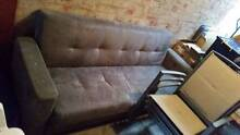 Grey Ikea Fold out sofa bed / couch Glen Iris Boroondara Area Preview