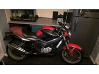 cagiva 125 2 stroke will take £550 if gone today bargain