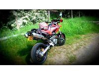 HONDA FMX-650 SUPER MOTO