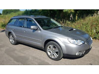 2009 SUBARU OUTBACK RE BOXER TD 4WD ~ Brand new MOT - 1 Owner from New - FSH