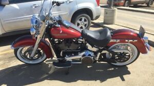 2018 Harley Davidson Soft Tail Deluxe