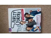 fawlty towers bookset