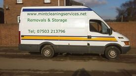 Man & Van @ Mint Cleaning Services