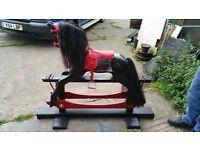 Medium rocking horse