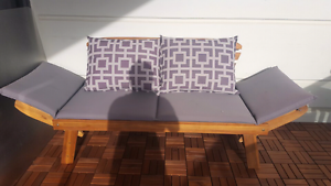 Outdoor balcony sofa and table Southport Gold Coast City Preview