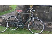 1955 Raleigh Sprite Vintage bike 4speed