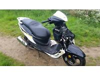cheap sinnis shuttle 125cc spares or repairs