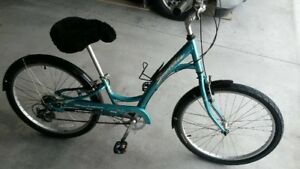 Woman's and men's smoothie bikes like new