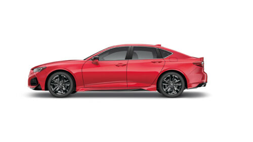 2021 Acura TLX Side Under Body Spoiler [D21]